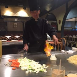 Asahi japanese steakhouse sushi bar 58 photos 28 for Fish market greensboro nc