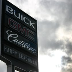 Leachman Buick Gmc Cadillac 16 Photos Car Dealers 2012