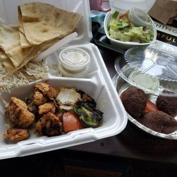 Food Delivery Service Manassas Va