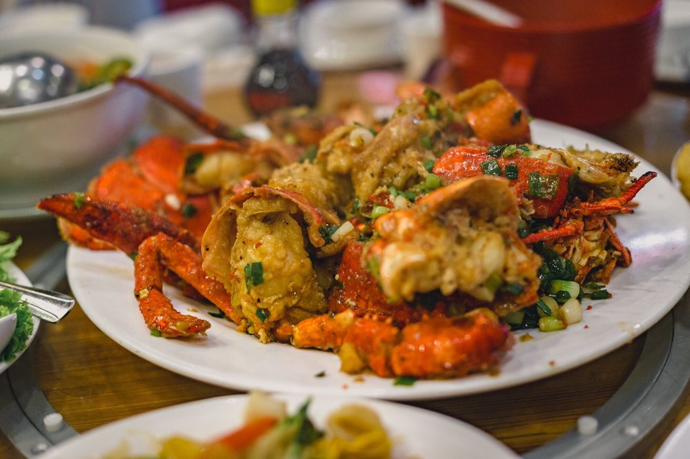 Newport Seafood Restaurant: 18441 E Colima Rd, Rowland Heights, CA