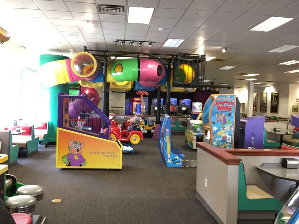 Photos for chuck e cheese 39 s yelp for Chuck s hardwood flooring