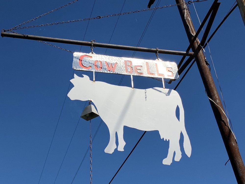 Food from Cowbells