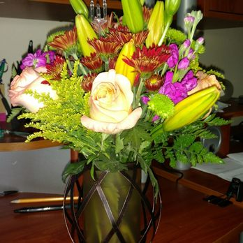 Photo of Flowers of Charlotte - Charlotte, NC, United States. Today's delivery -