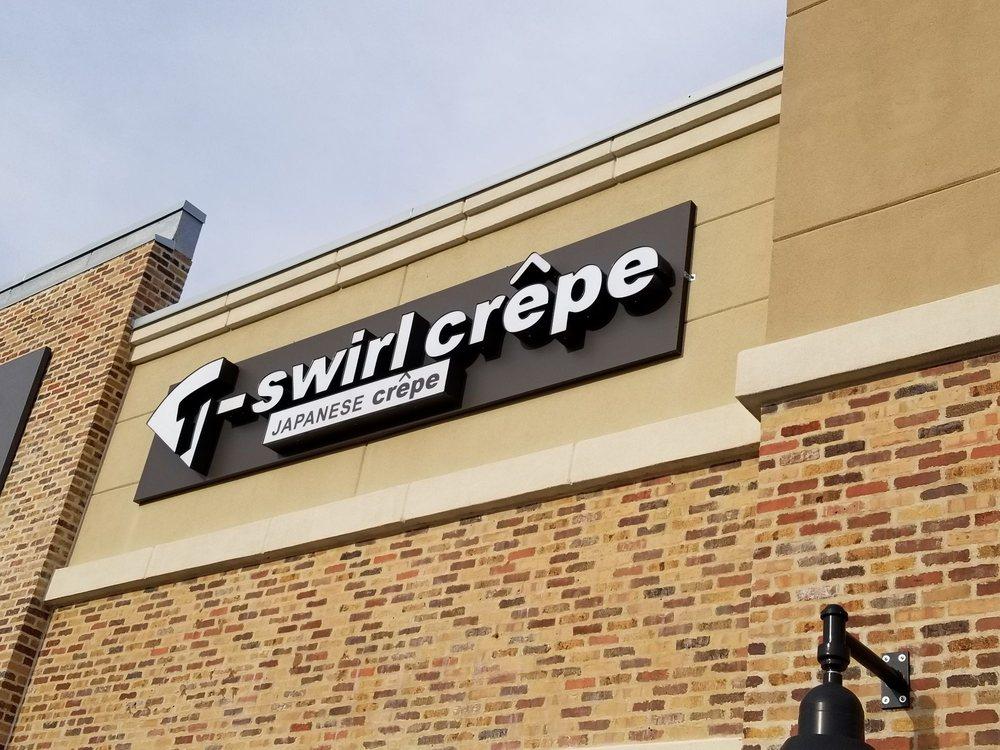 T-swirl Crepe: 2540 Old Denton Rd, Carrollton, TX