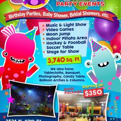 Happy Planet Party Events Party Supplies 3521 N 10th St