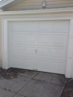 The Ocean State Door Co Closed Garage Door Services Warwick