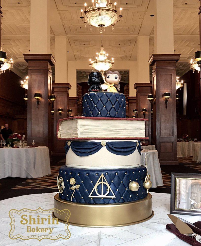 Harry Potter Wedding Cake.Harry Potter Themed Wedding Cake Yelp