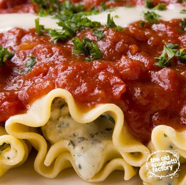 Spaghetti Fabrik Fairfield