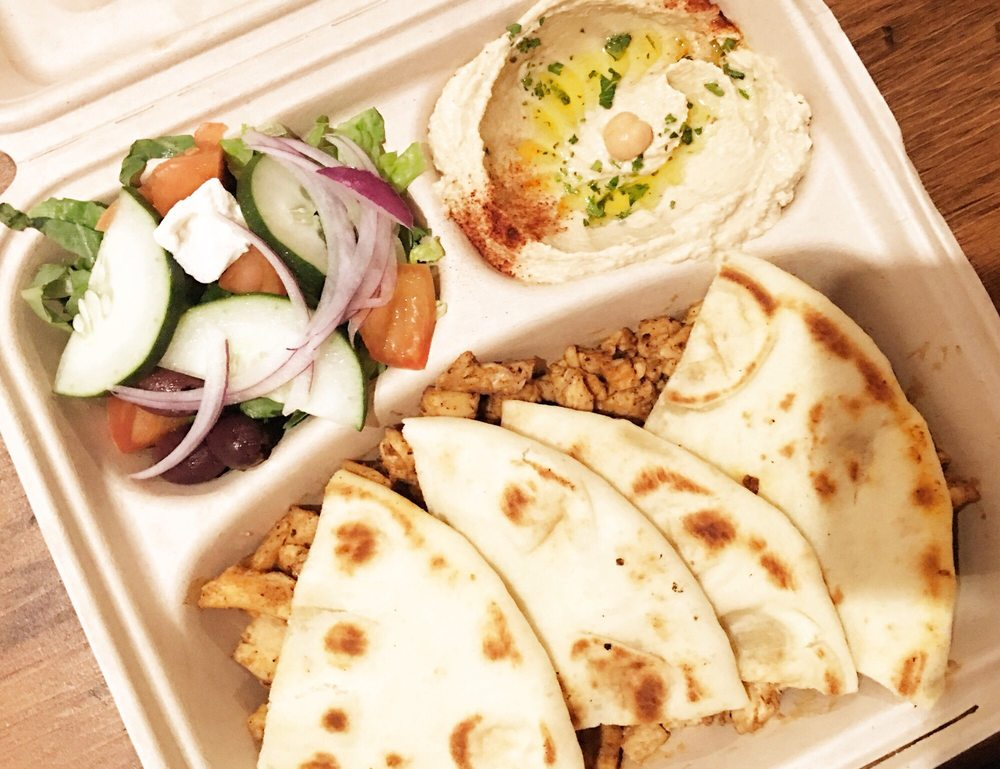 Food from Urban Pita