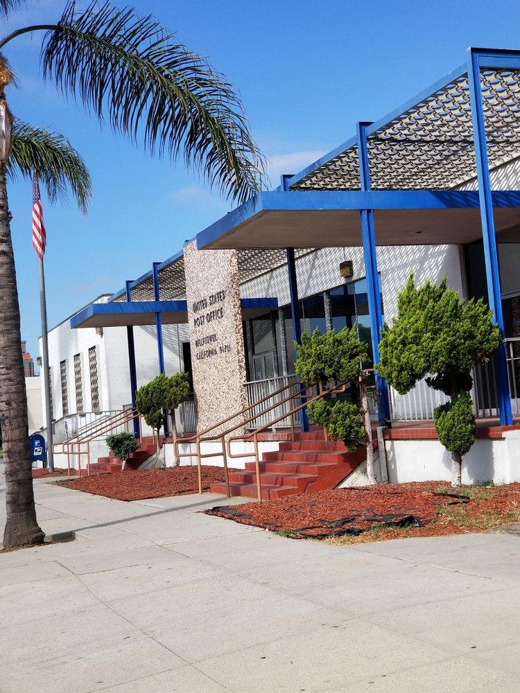 US Post Office: 9835 Flower St, Bellflower, CA