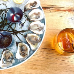 Photo Of The Whelk Westport Ct United States A Dozen Oysters From