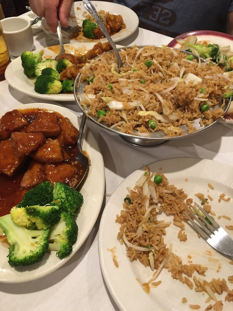 Chinese Food In Ozone Park