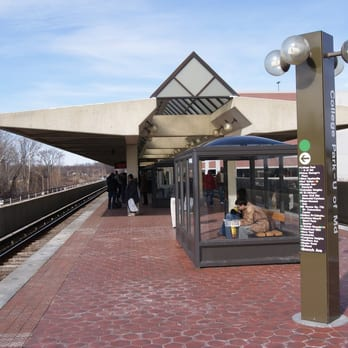 college park university of maryland metro station 30 photos 18 reviews metro stations. Black Bedroom Furniture Sets. Home Design Ideas