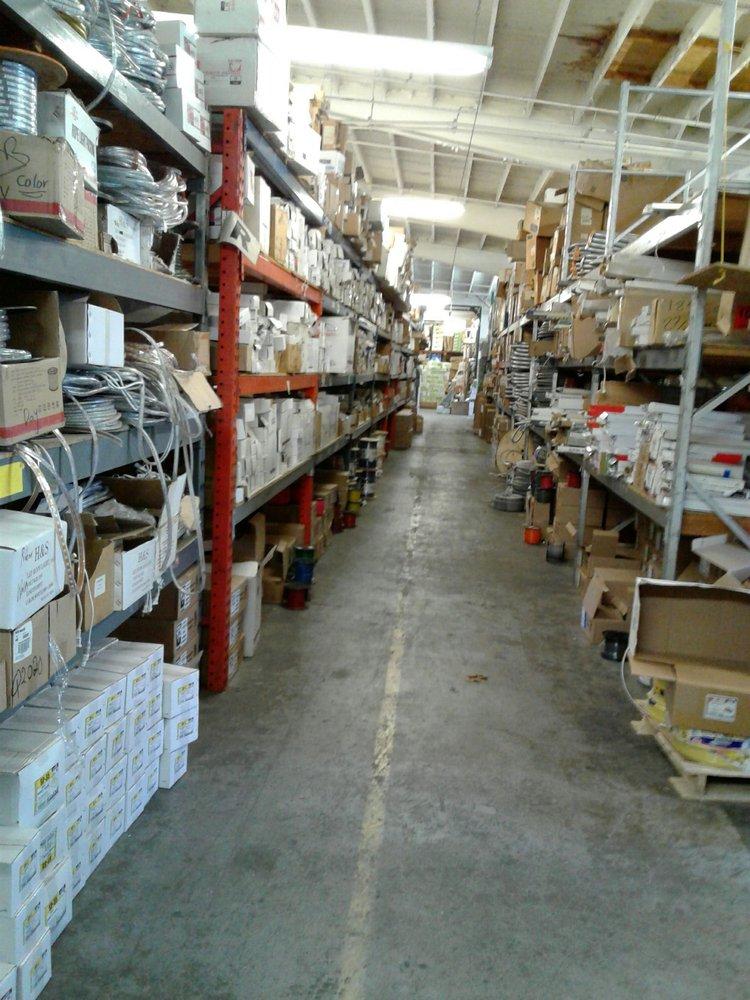 Crenshaw Wholesale Electric Supply: 13441 S Western Ave, Gardena, CA