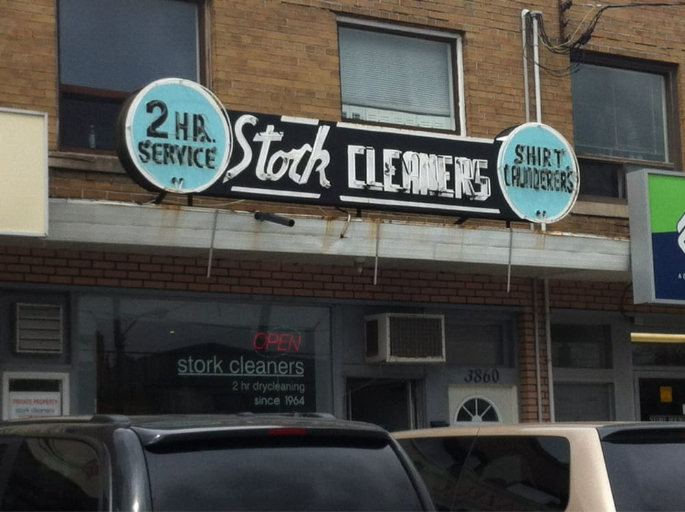 Stork Dry Cleaners
