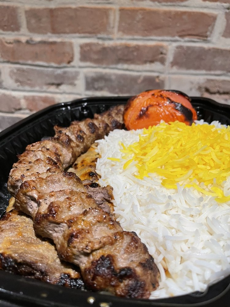 Food from Rumi's Kitchen