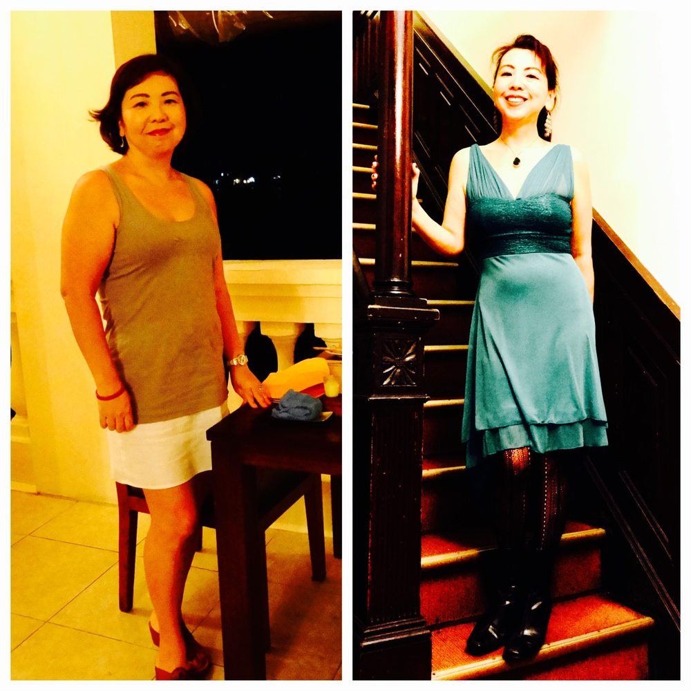 Weight Loss Journey! Mitsu in 2012 and in 2016 - Yelp