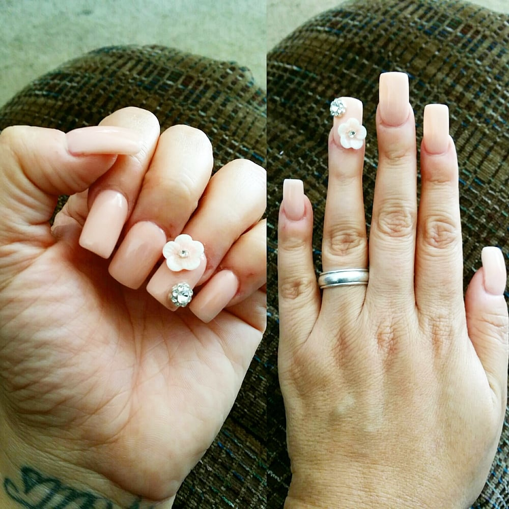 Love my Nails done by Luke! He did a great job!!! - Yelp