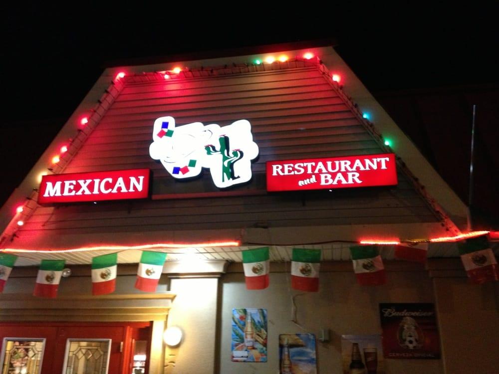 Mexican Restaurant In Pleasantville