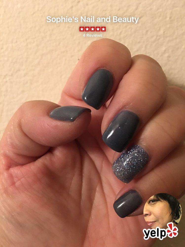 SNS powder nail color - Yelp