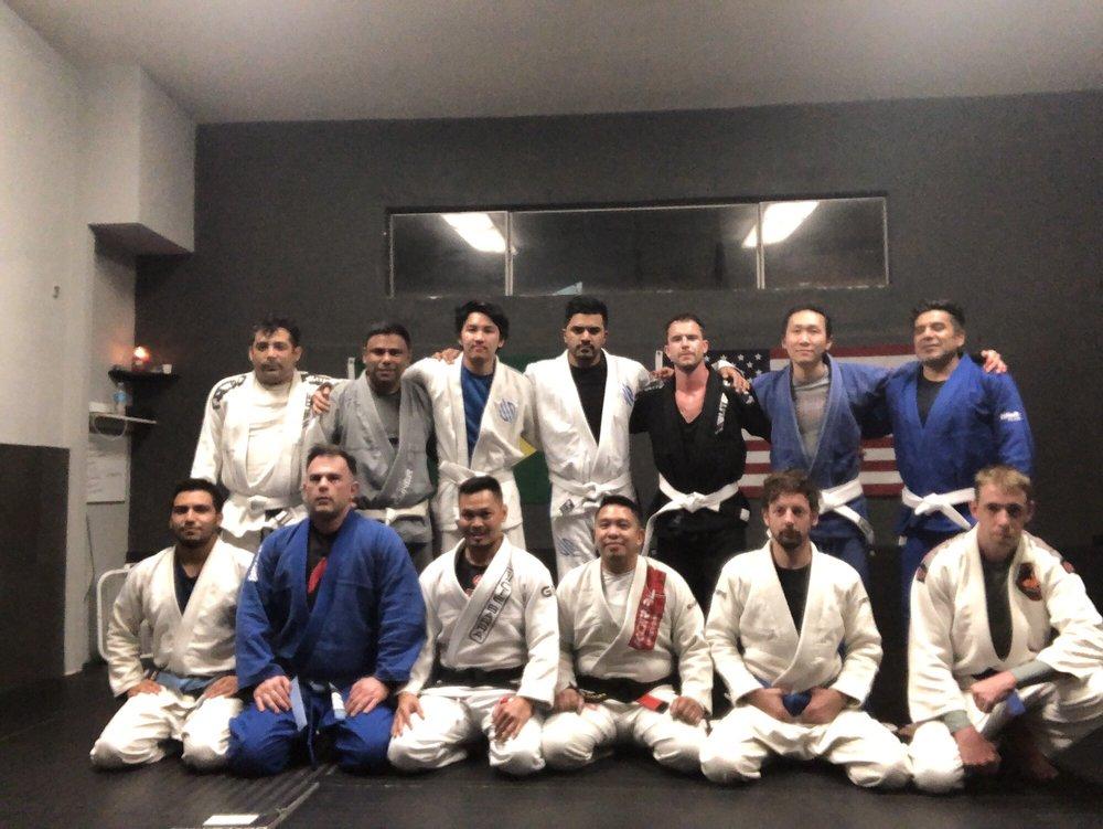 Glory Brazilian Jiu-Jitsu: 1310 Liberty St, Los Angeles, CA