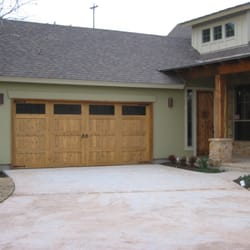 Ordinaire Photo Of Hutchins Garage Doors   Austin, TX, United States. Custom Color  Wood