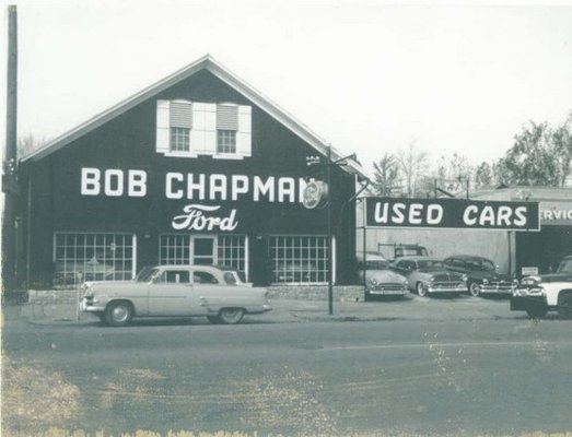 bob chapman ford 1255 columbus ave marysville, oh auto dealers