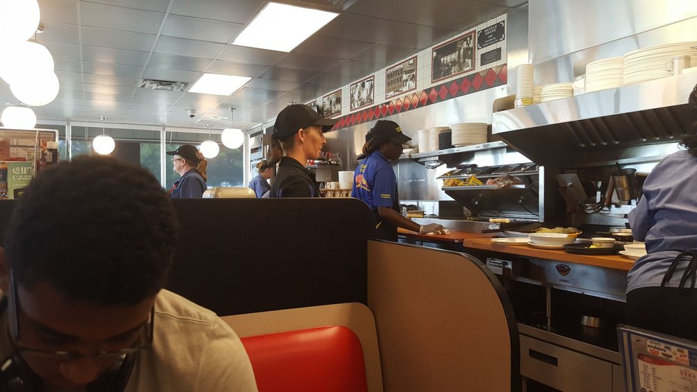 Waffle House: 1004 W 4th St, Adel, GA