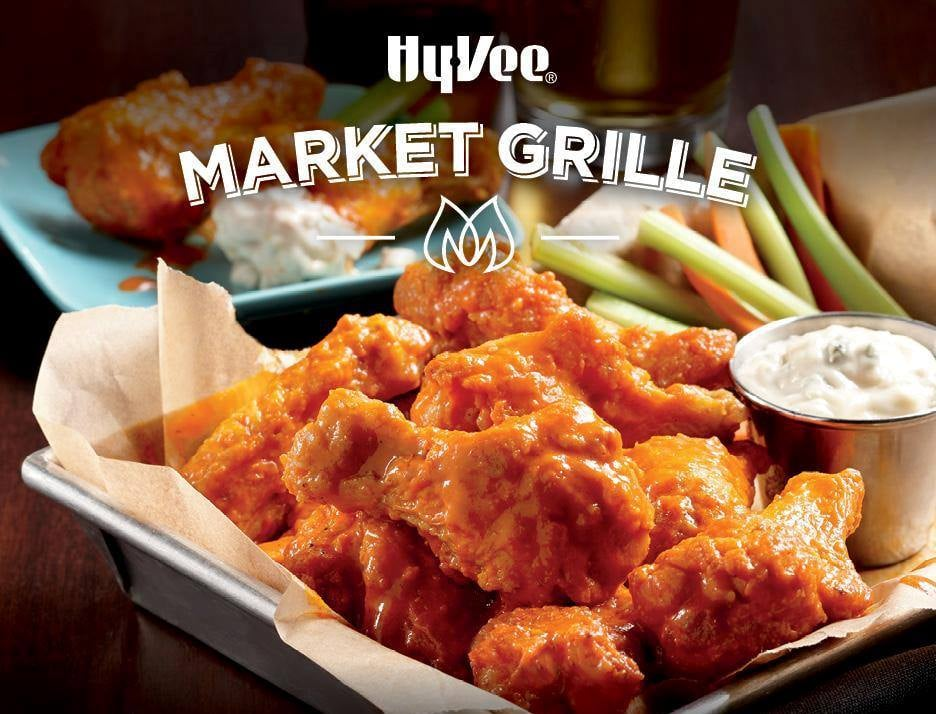 Hy-Vee Market Fresh Grille: 3700 Broadway, Quincy, IL
