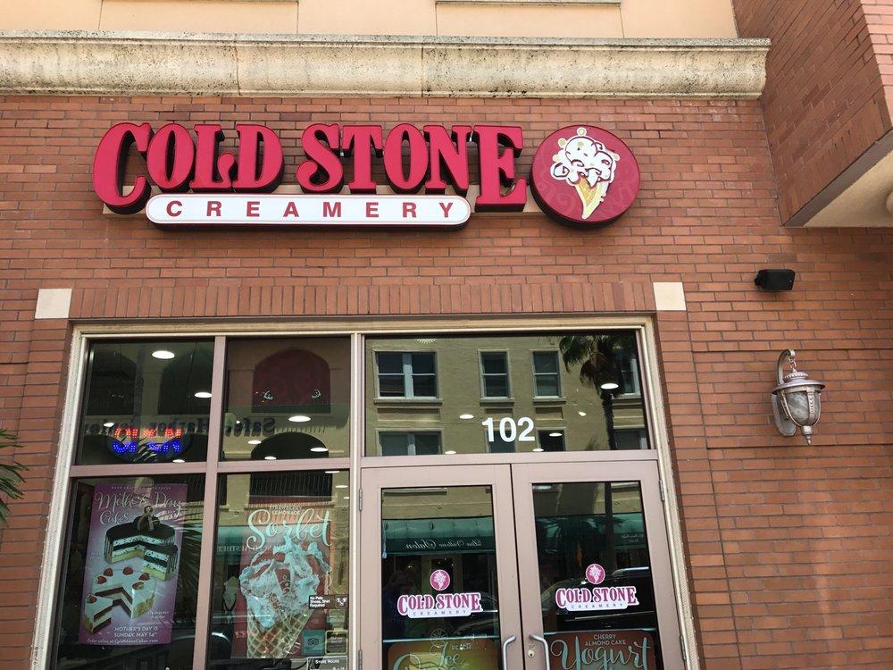 Cold Stone Creamery: 2923 W Bay Dr, Belleair Bluffs, FL