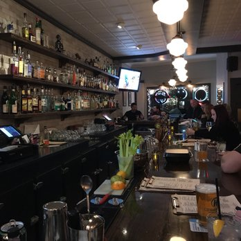 The burning buffalo bar grill 59 photos 63 reviews american traditional 1504 hertel - Buffalo american bar and grill ...
