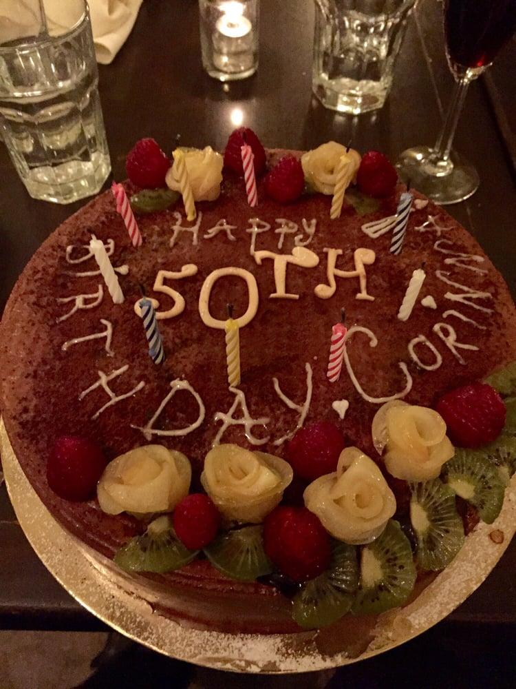 Best Gluten Free Birthday Cake Ever From Dasha Delivered Straight