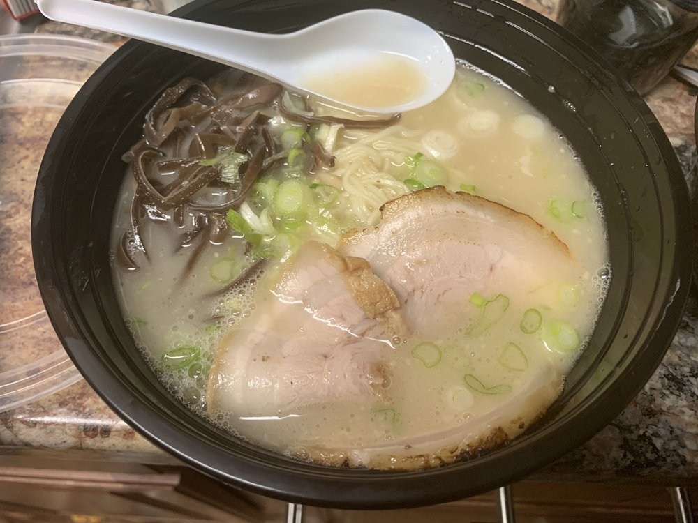 Dragon Bowl Ramen: 7542 University Blvd, Aloma, FL