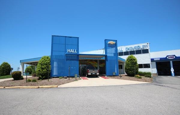 Hall Chevrolet Chesapeake 3412 Western nch Blvd Chesapeake, VA ...
