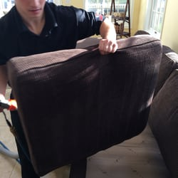 Photo Of UCM Upholstery Cleaning   Charlotte, NC, United States. Sofa  Cleaning