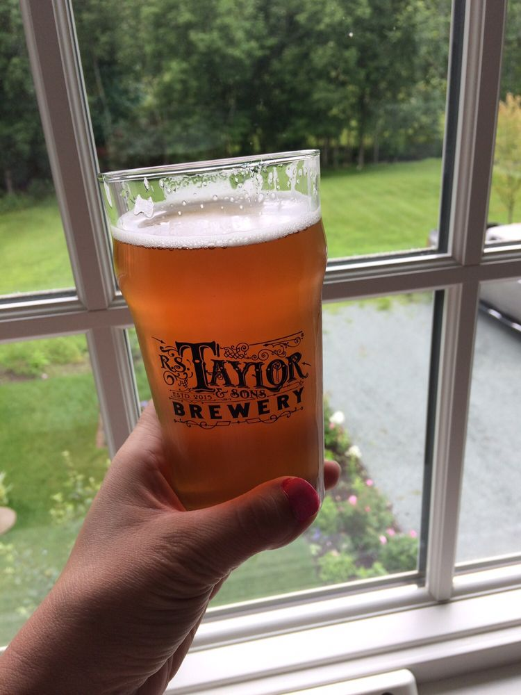 R S Taylor & Sons Brewery: 3602 County Rt 30, Salem, NY