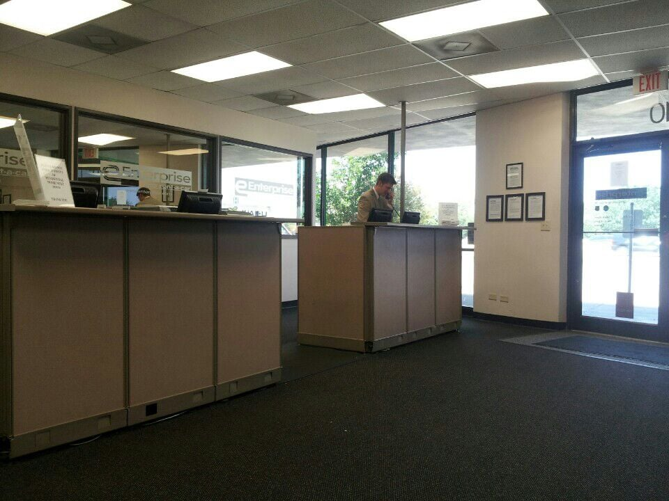 enterprise geschlossen autovermietung 800 n central expy richardson tx vereinigte. Black Bedroom Furniture Sets. Home Design Ideas