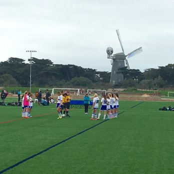 Photo Of Beach Chalet Soccer Fields San Francisco Ca United States