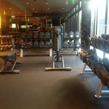 Las vegas strip gym