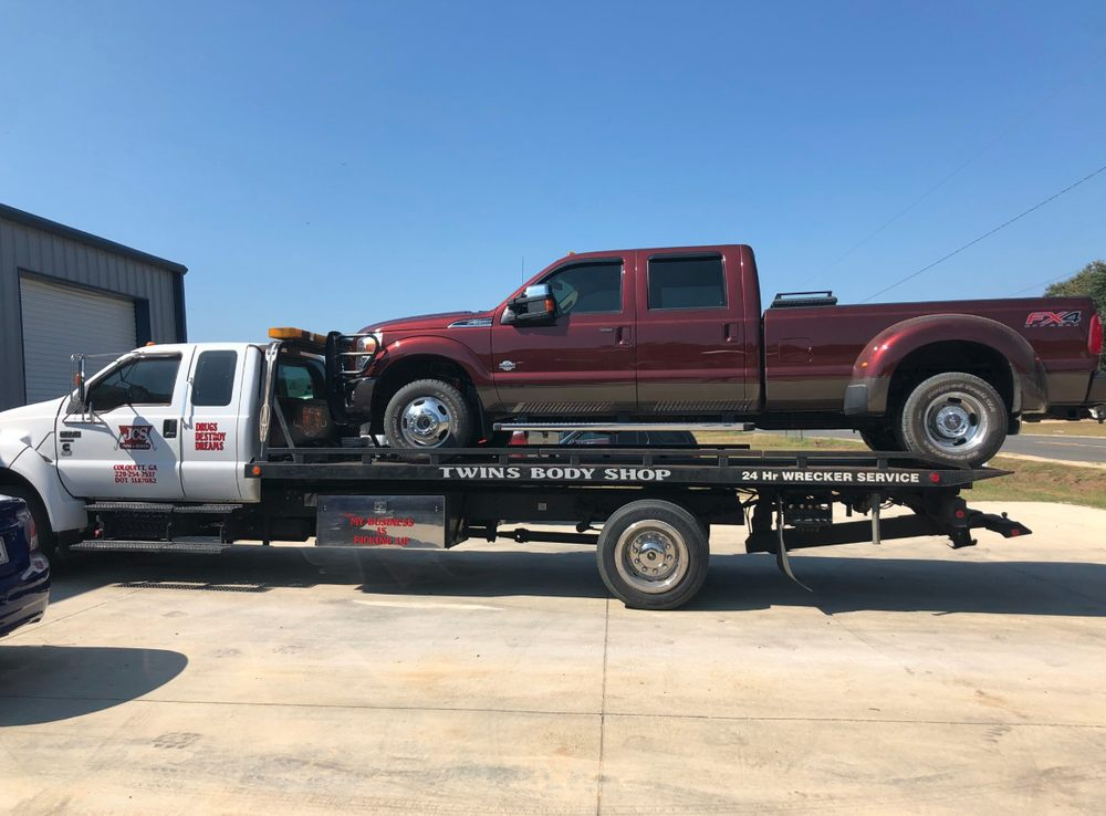 JCS Towing and Recovery: Colquitt, GA