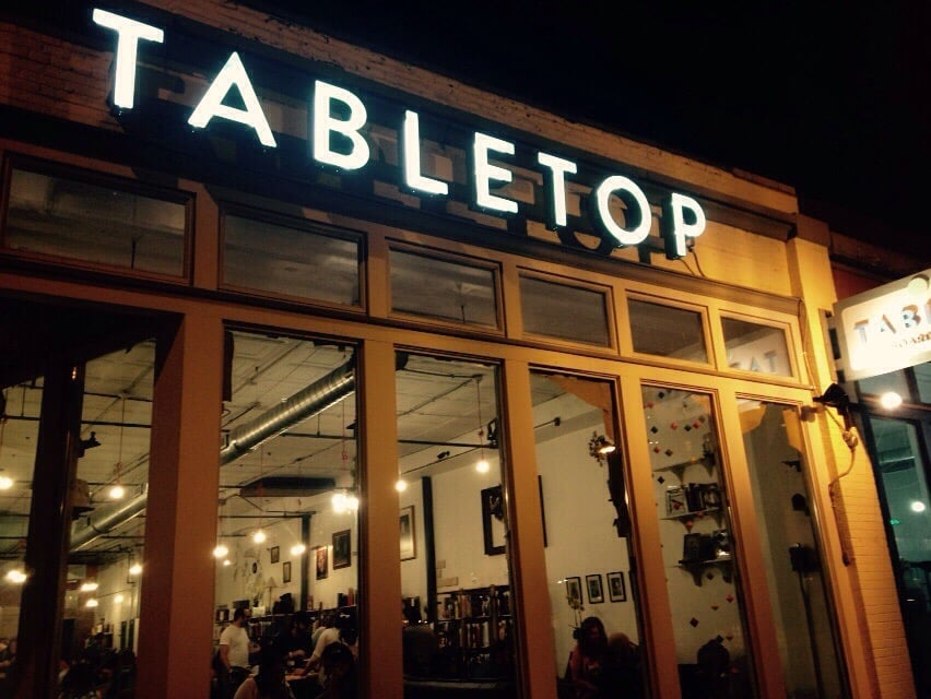 Lit Cleveland Fall Social At Tabletop Board Game Cafe Corrected