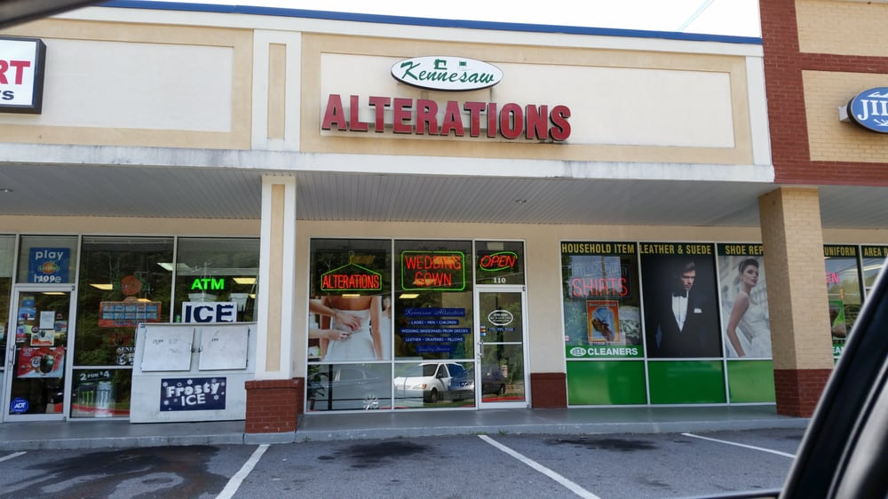Kennesaw Alterations: 3055 N Main St NW, Kennesaw, GA