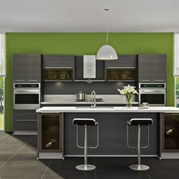 Photo Of PCTC Cabinetry   Anaheim, CA, United States. Frameless Cabinets  Dark