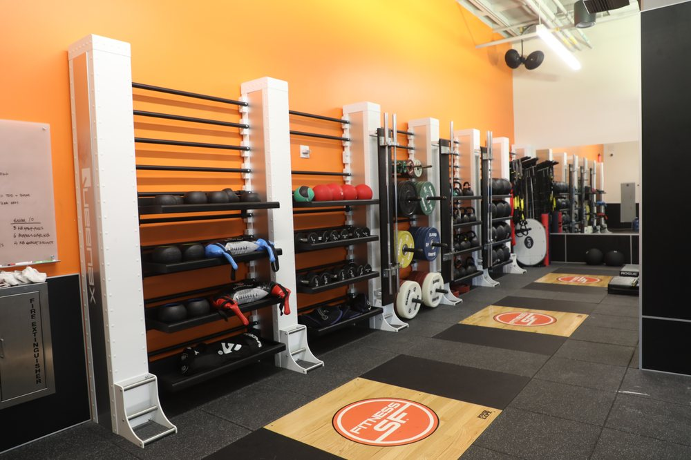 Fitness sf mid market photos reviews gyms one