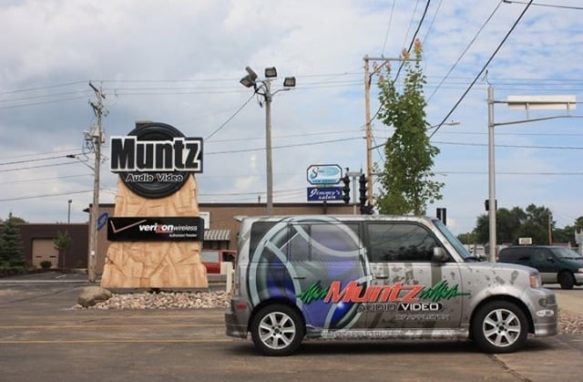 Muntz Audio-Video: 1828 W Wisconsin Ave, Appleton, WI
