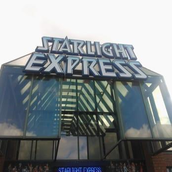 Rabattcode starlight express