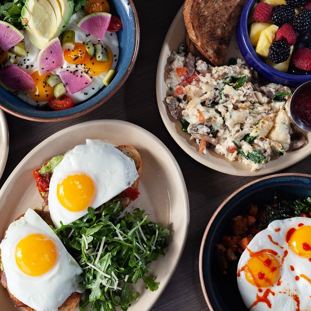 Snooze, an A.M. Eatery: 144 W Mountain Ave, Fort Collins, CO