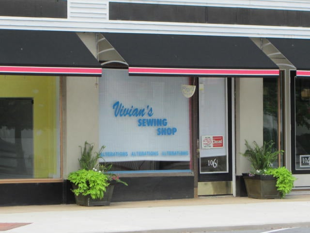 Vivian's Sewing Shop: 106 N Sterling St, Morganton, NC