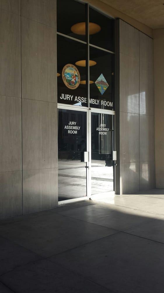 Fresno county jury duty