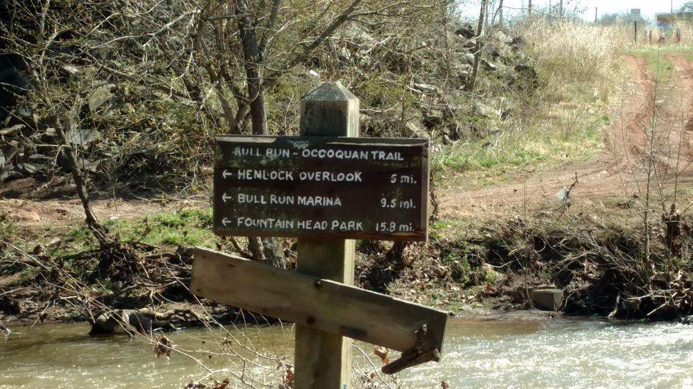 Bull Run-Occoquan Trail: 7152 Centreville Rd, Centreville, VA